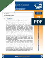 Modul MPO (SCM) (8)