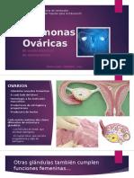 Hormonas Ovario