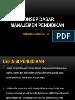 KONSEP DASAR MANAJEMEN PENDIDIKAN.pdf