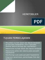 Tutor 7 - Penyakit Hepatobilier