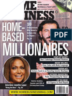 Home Business Magazine August 2016