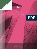 CP R77 Gaia AdminGuide