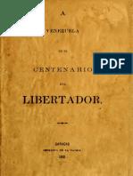 Alfonzo - 1892 - A Venezuela en el Centenario del Libertador - Unknown.pdf