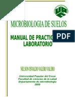 Manual de Practicas de Laboratorio Microbiología de Suelos