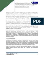 Sistema Integrado de Gestion Administrativa Utea