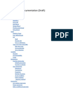 Design Script Documentation