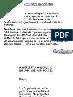 MANIFIESTO Www[1].Diapositivas.com