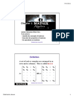 01Matrix Algebra (PDF)