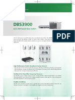 Huawei ELTE Access Products- DBS3900 Datasheet(HD)