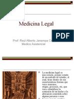 Medicina LegaL 2016