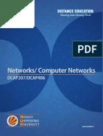Dcap207 Networks Dcap406 Computer Networks