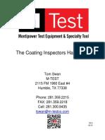 The Coating Inspectors HandbookR5