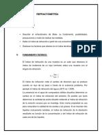 Indice de Refraccion de Aceites, Dionela