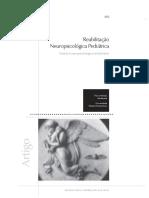 Reabilitação neuropsicologica pediatrica
