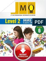 Class 6 Imo 3 Year e Book Level 2 13