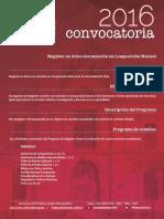 Magister en Artes Con Mencion en Composicion Musical PDF 497 Kb