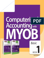 Computerised Accounting With MYOB 1