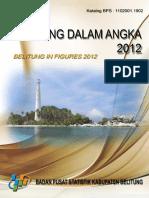 Belitung Dalam Angka 2012