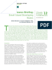 Climate Funds Update- Climate Finance Briefing ~ SIDS - Dec 2015