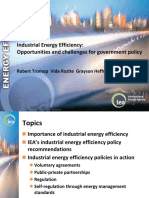 Day 4 Session 1a Energy Efficiency Industry
