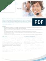 CC Service Provider Brochure
