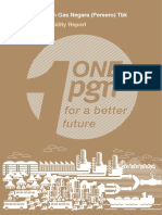 2015 PGN Sustainability Report