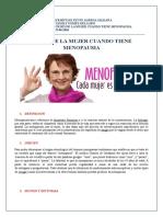 Crisis de La Menopausia