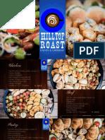 Hilltop Roast Amazing Food Platters