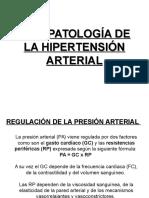 fisiopatologia HIPERTENSION ARTERIAL