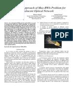 IEEE Format Paper
