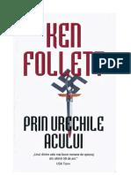 Ken Follett - Prin Urechile Acului