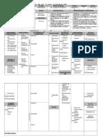 PLAN DE CLASE 1° 2012-2013