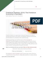 Freelance Statistics 2016_ the Freelance Economy in Numbers _ Ben Matthews