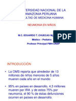 Neumonia Clase Mayo 2016