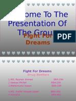 Fight for Dreams