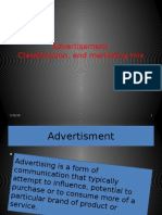 Advertising and Its Type