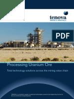 Processing Uranium Ore