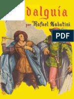 Sabatini, Rafael - Hidalguia