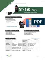 Brochure ST150
