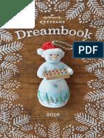 Hallmark Keepsake Dreambook 2016