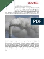Fiinovation - Industrial Emissions