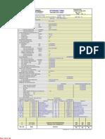 Tank Data Sheet.