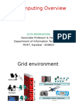 Grid Computing Overview
