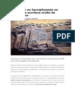 Antropologia de La Escritura Antigua MCS20jl2016755pm
