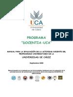 Docentia-Andalucia Cadiz