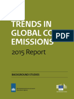 Jrc 2015 Trends in Global Co2 Emissions 2015 Report 98184