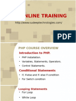 BEST PHP online course in uk|USA
