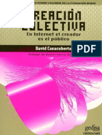 Creacion Colectiva David Casacuberta