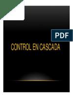 Unidad III Control en Cascada