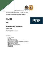 T12008 - Fisiologia Humana